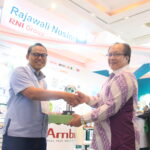 Pamerkan Alat Kesehatan, Rajawali Nusindo Ikuti Hospital expo 2019