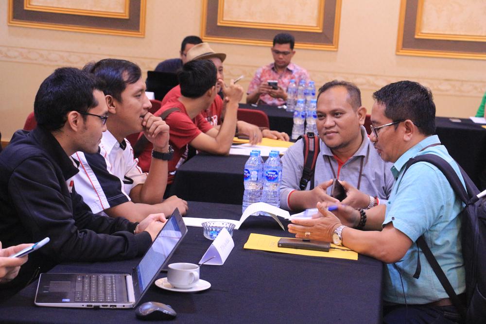Rumuskan Strategi Guna Capaian Target 2020 , Rajawali Nusindo Gelar Workshop Target Operasional Perusahaan