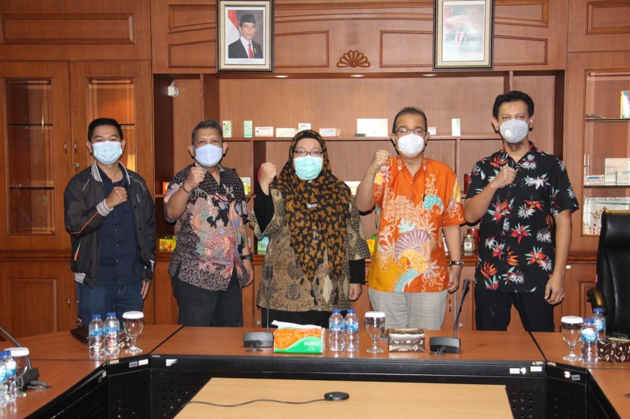 Pelepasan 4 Pejabat Perusahaan di Rajawali Nusindo