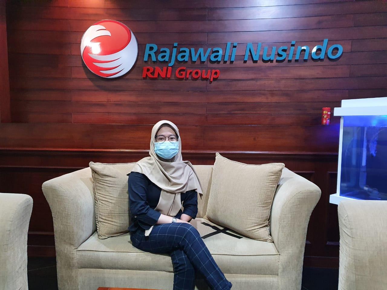 Rajawali Nusindo Tunjukkan Komitmen dengan Rangkul Tenaga Kerja Difabel