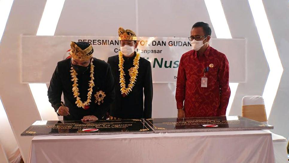 Perkuat Bisnis Distribusi dan Trading, Rajawali Nusindo Resmikan Kantor dan Gudang Baru di Denpasar