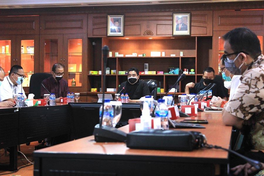 Optimalisasi Penerapan GCG, Rajawali Nusindo Laksanakan Kick Off Pembaharuan SOP