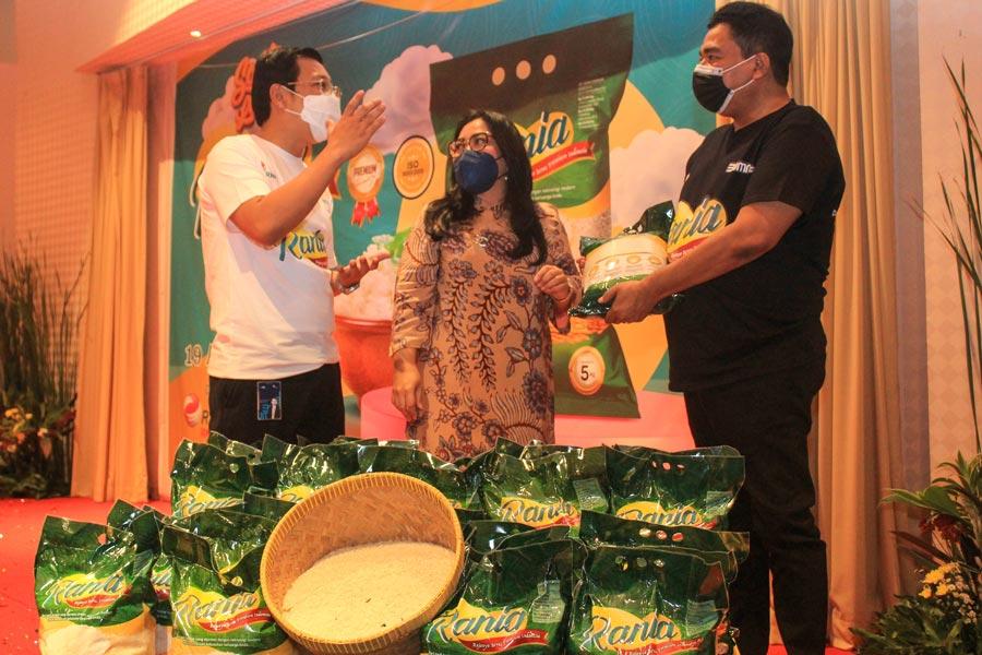 Rajawali Nusindo Siap Distribusikan Produk Beras Rania