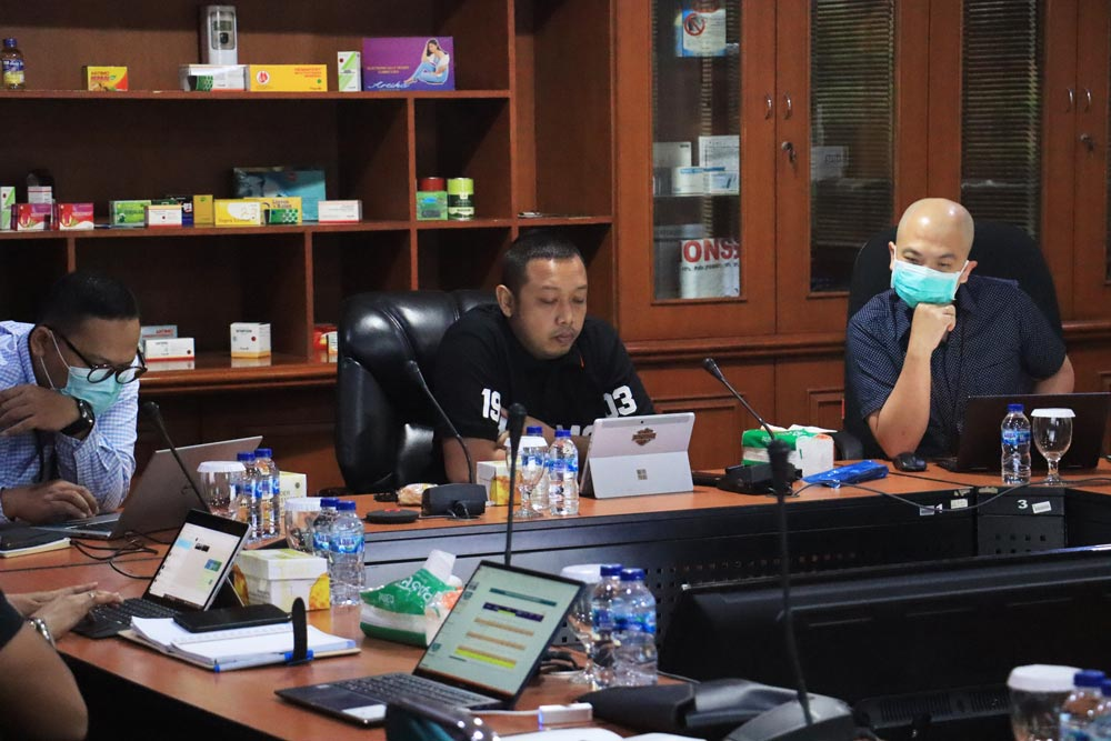 PT Rajawali Nusindo Laksanakan Business Review di 5 Kantor Cabang