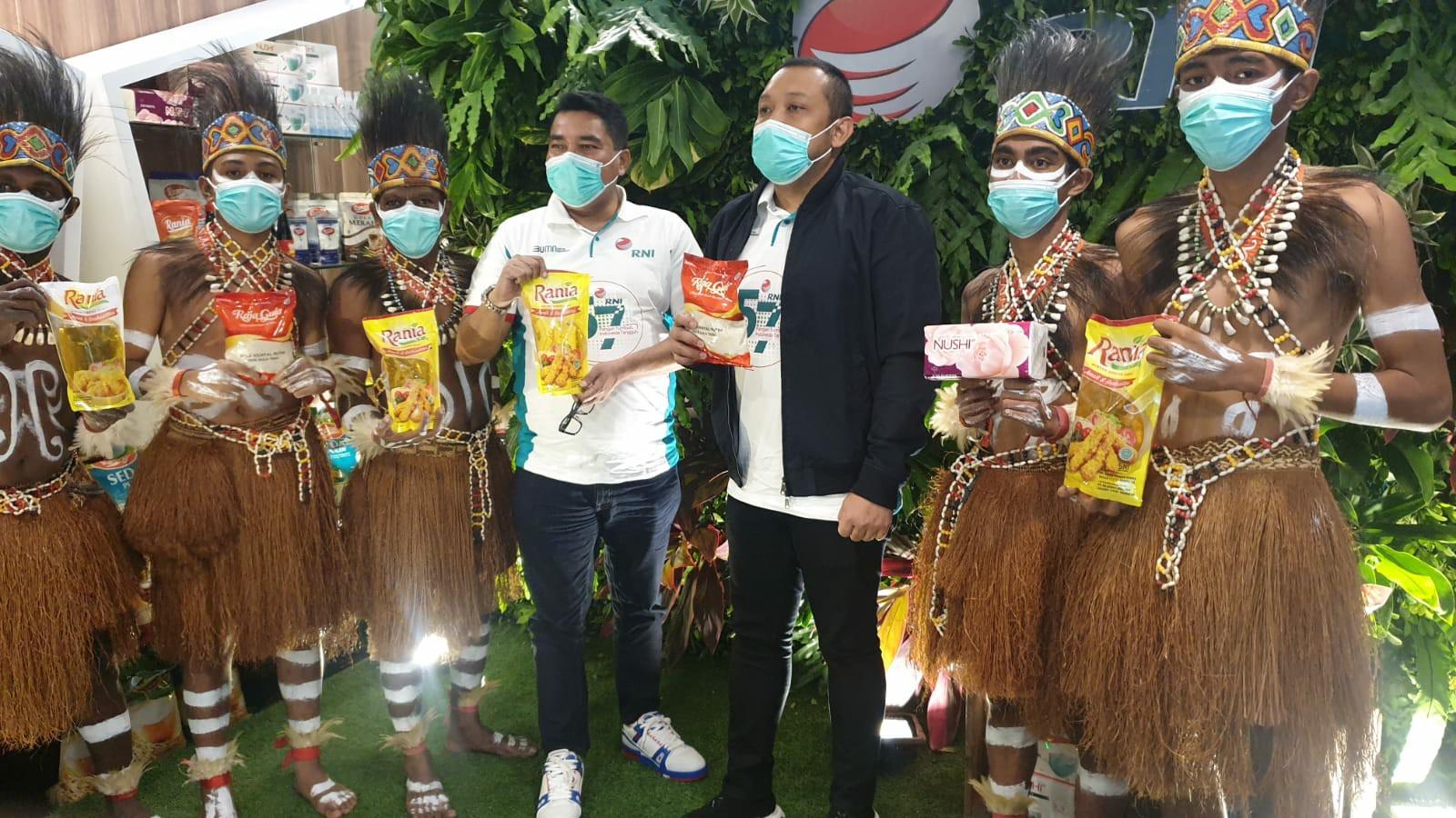 """Direktur Rajawali Nusindo Hadiri Peluncuran Produk Food RNI dan Produk Non Food Merk """"Nushi"""""""